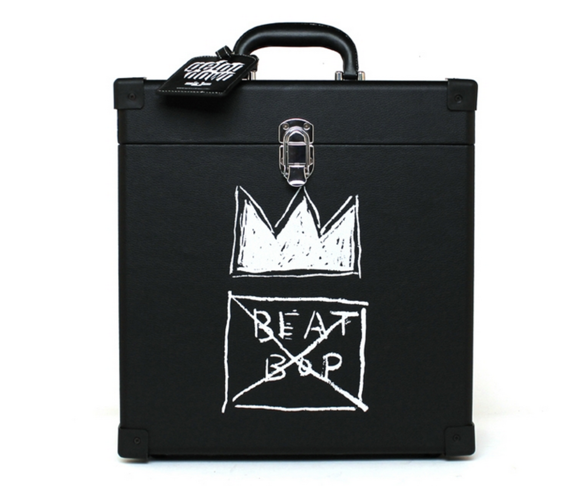 Basquiat Record box