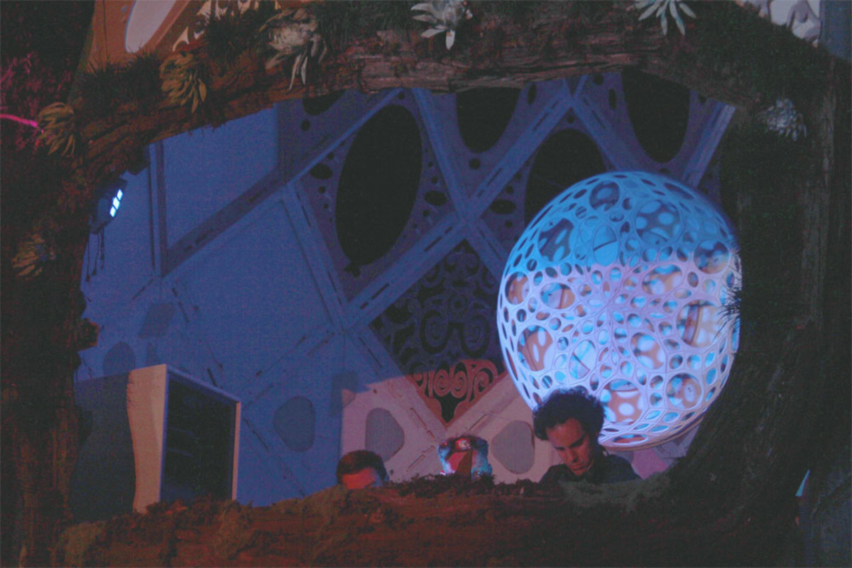 Four Tet at Symbiosis / Credit: Chris Robinson