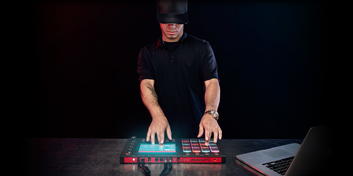 The Iconic Akai MPC Gets A Major Upgrade