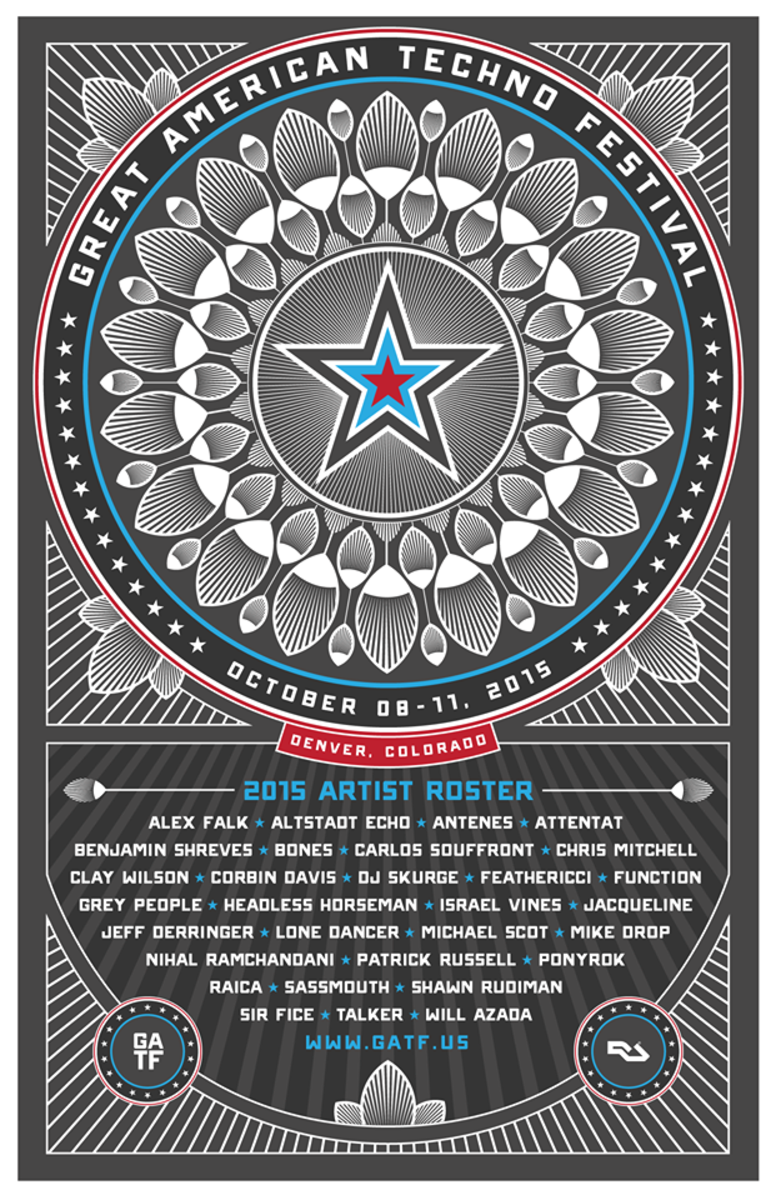 great american techno festival