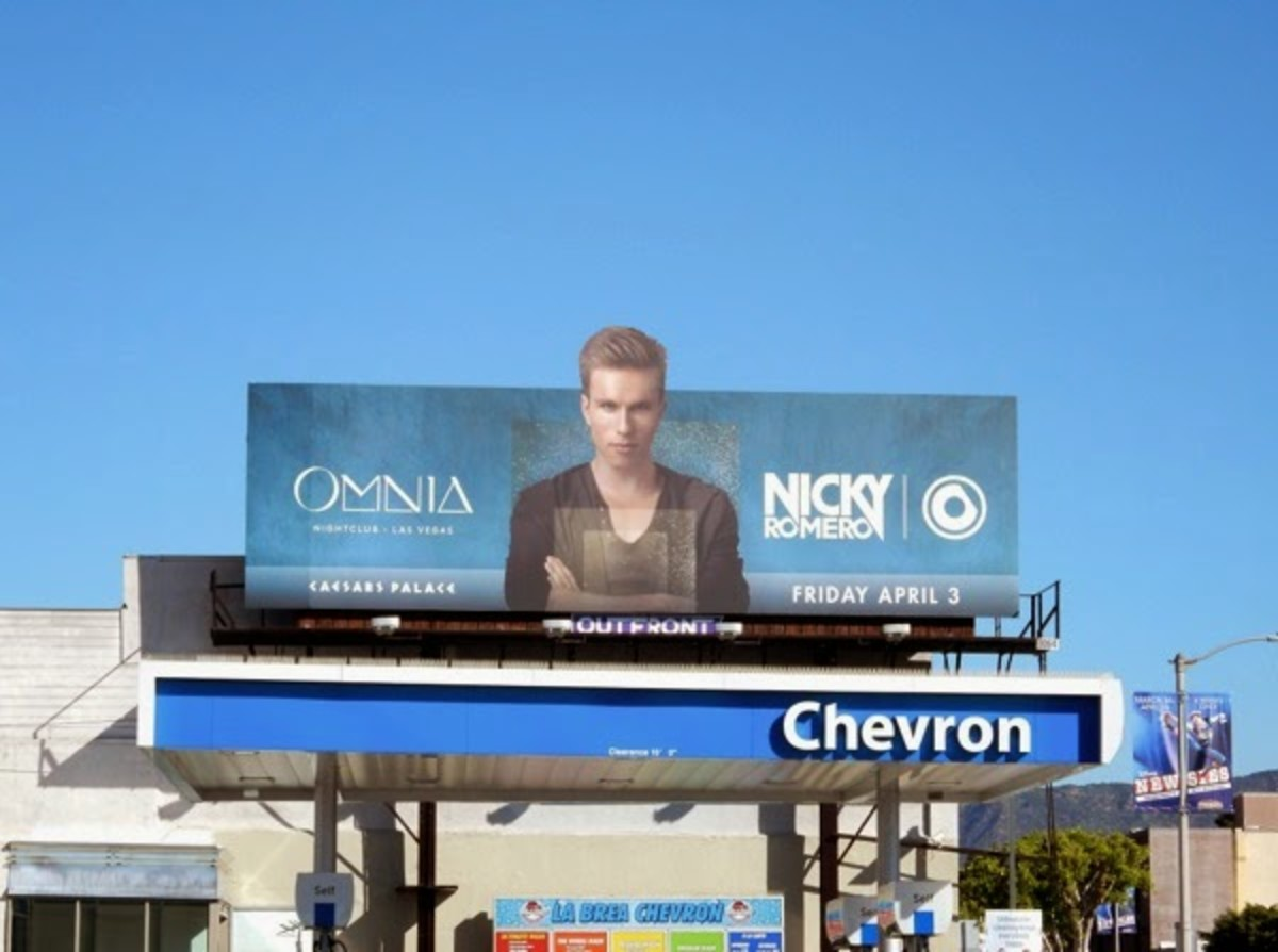 Nicky Romero Billboard