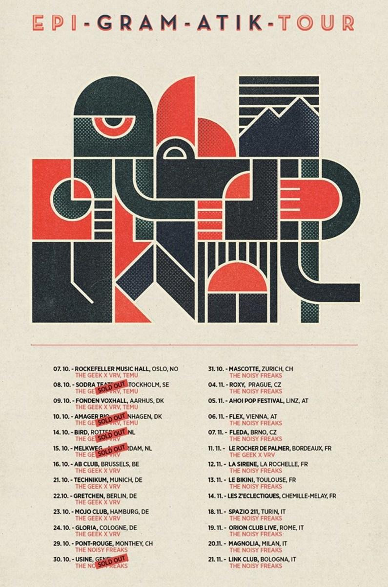 gramatik euro tour