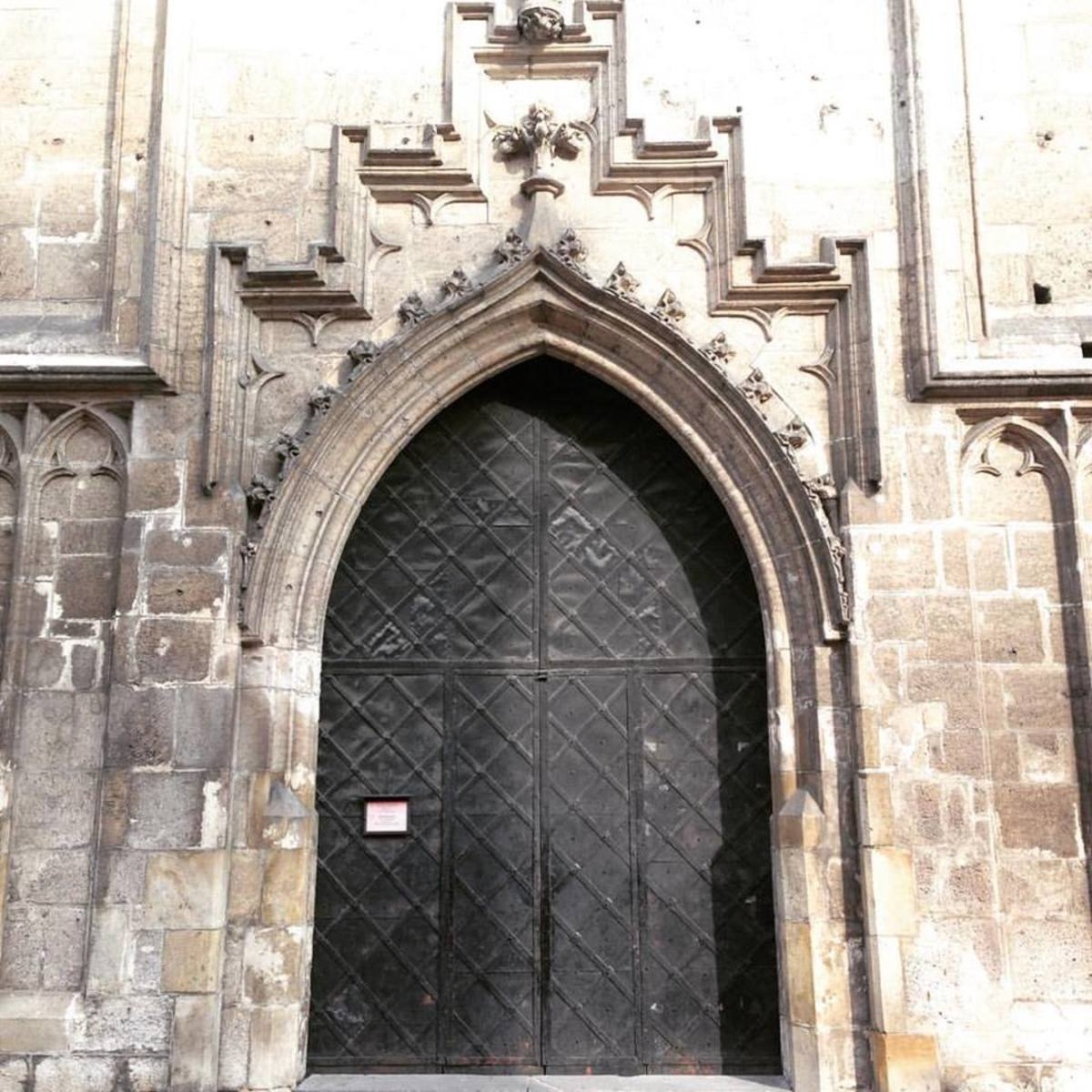 unsoud festival St Catherine's Church