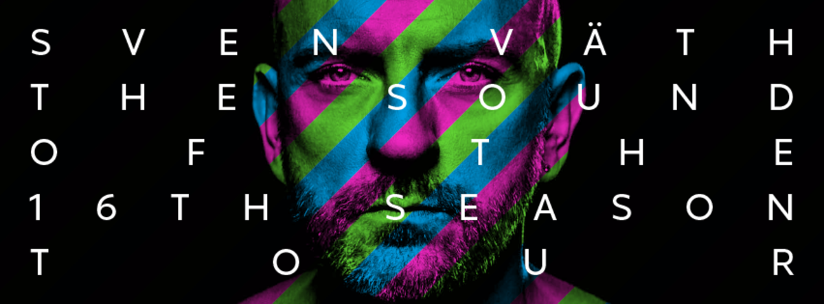 Sven Vath The Sound Of The 16th Season banner