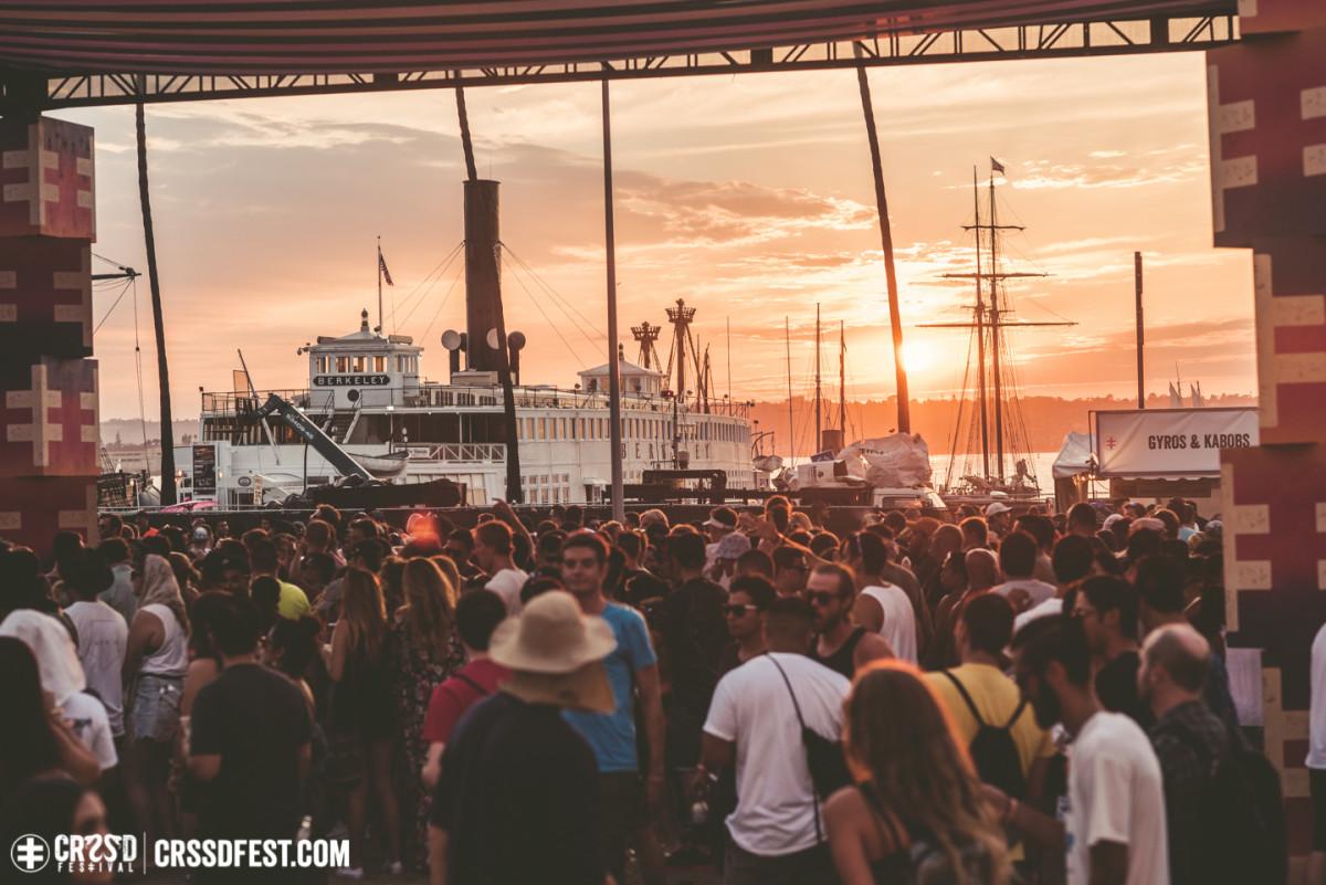 CRSSD Fest Sunset 2