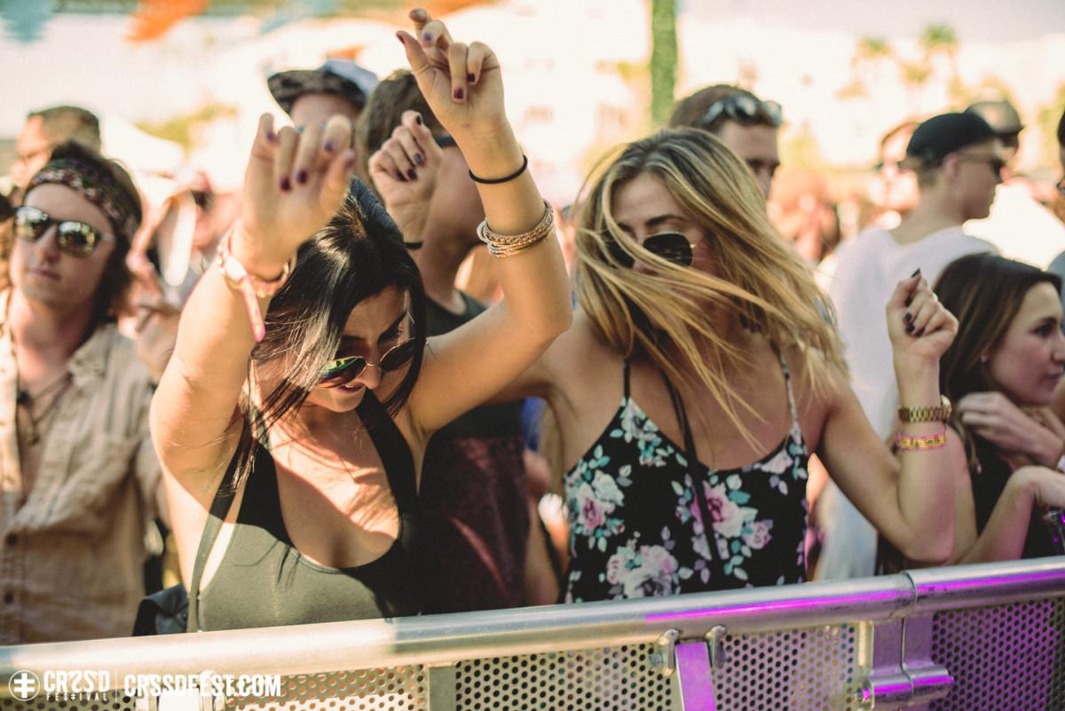 CRSSD Fest Girls