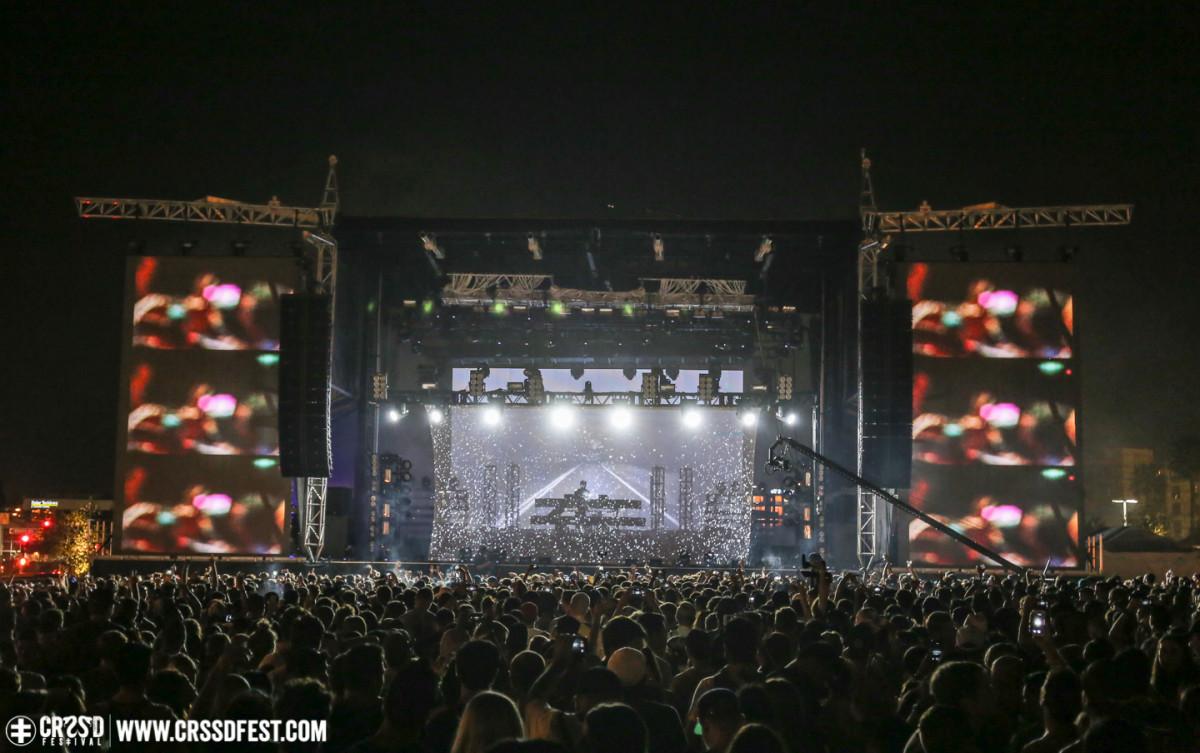 CRSSD Fest Zhu