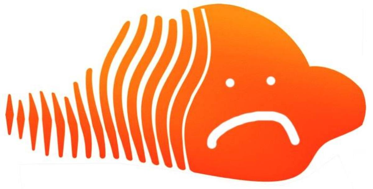 Soundcloud sad cloud