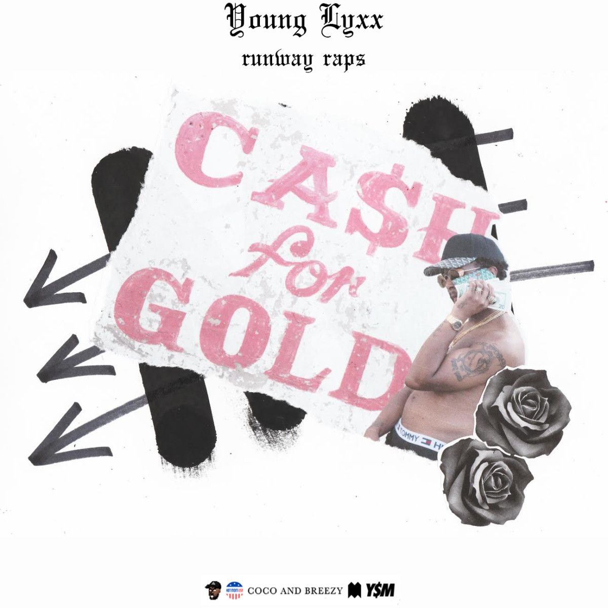 Young Lyxx - Runway Raps Single Artwork