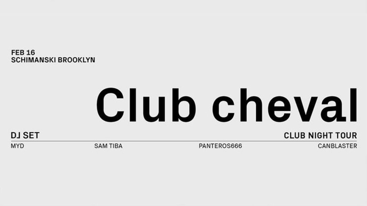 Club Cheval Schimanksi