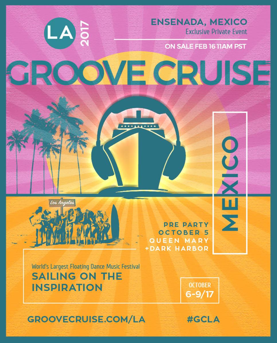 Groove Cruise LA