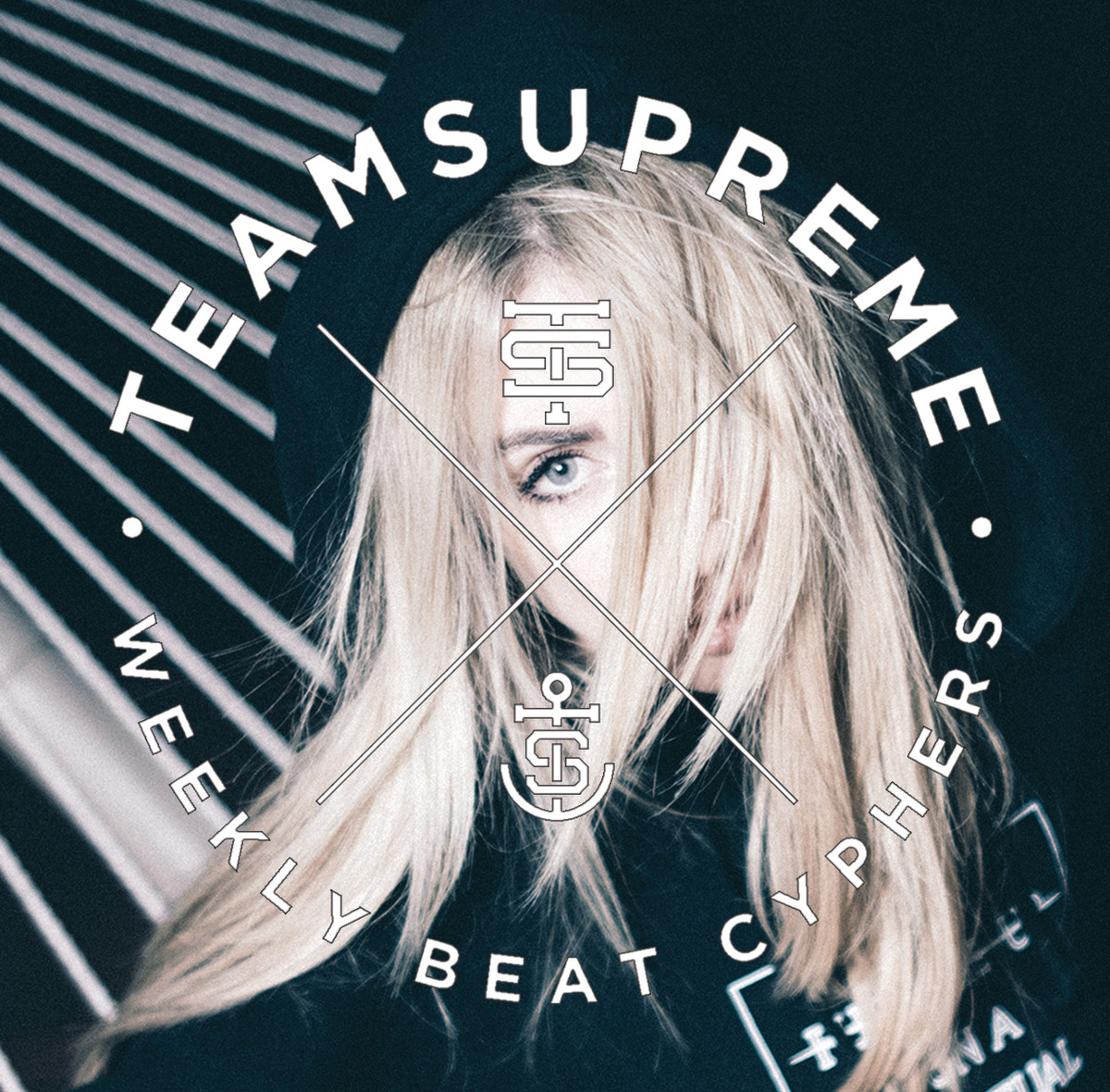 Alison x TeamSupreme Art