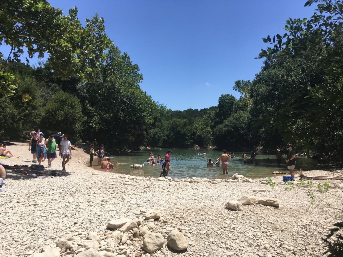 Gus Fruh Trail Park
