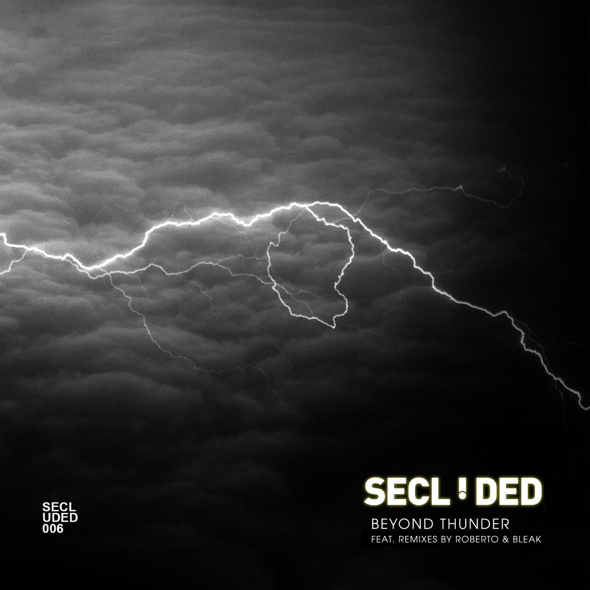 Secluded Beyond Thunder EP