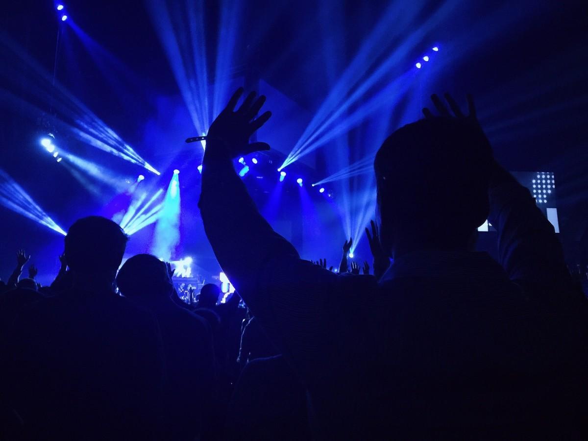 nightclub dance floor