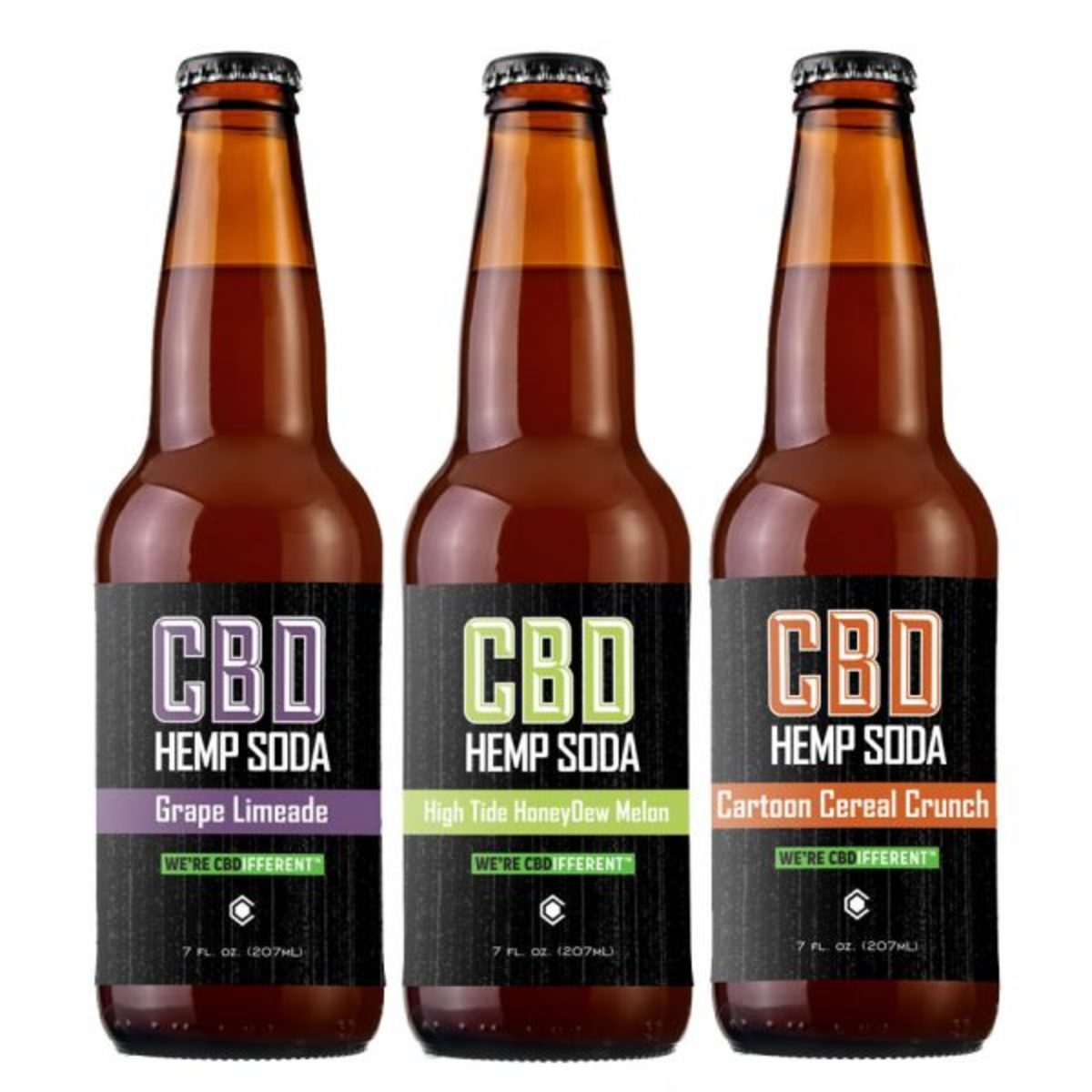 Cannabinoid Creations CBD Soda