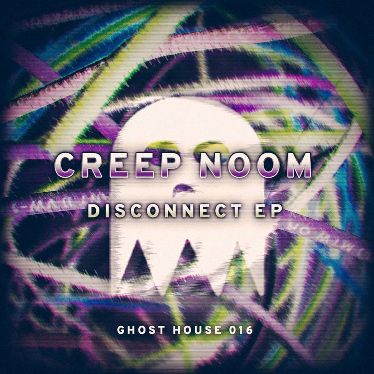 Creep N00m's latest E.P forthcoming Ghost House Records.