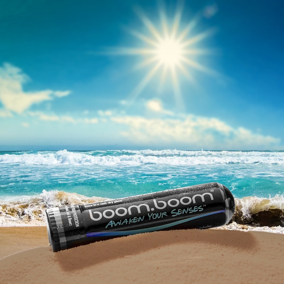 boomboom on the beach