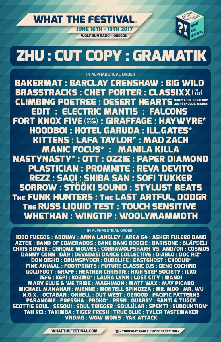 What-The-Festival-Lineup-Poster-2 2