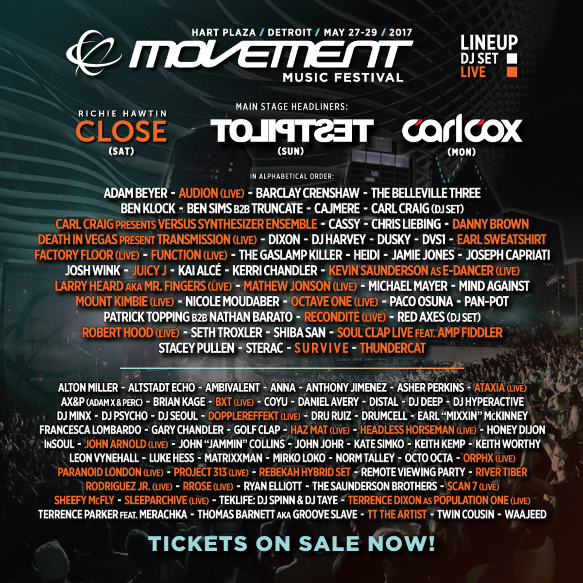 Movement 2017
