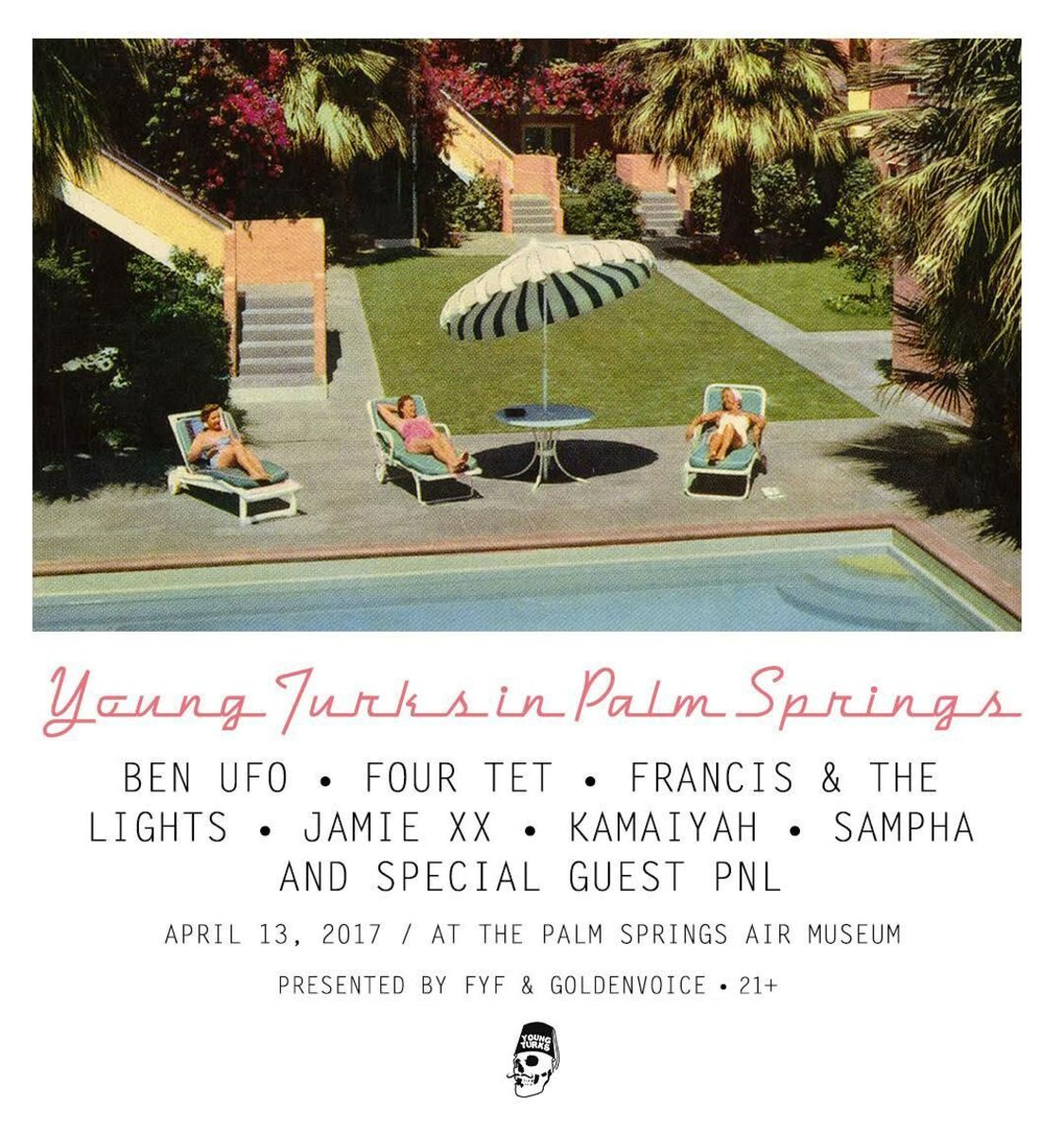 Young Turks In Palm Springs - Oh yes, we are all in!