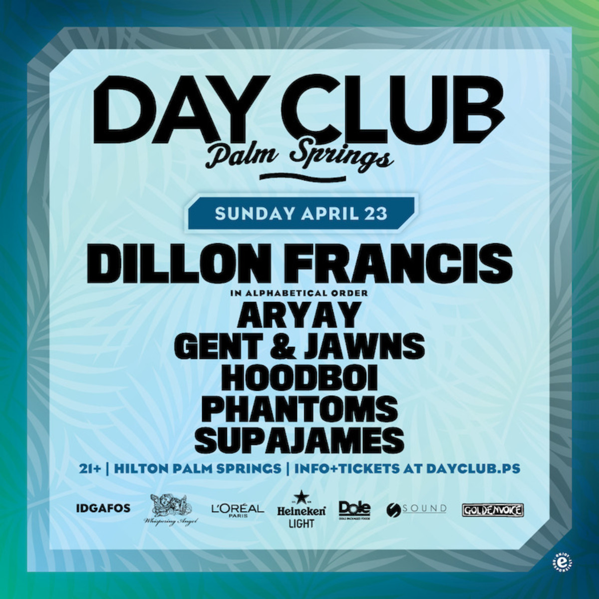Pay-to-play: Dillon Francis will keep the sweating bodies going at Day Club.