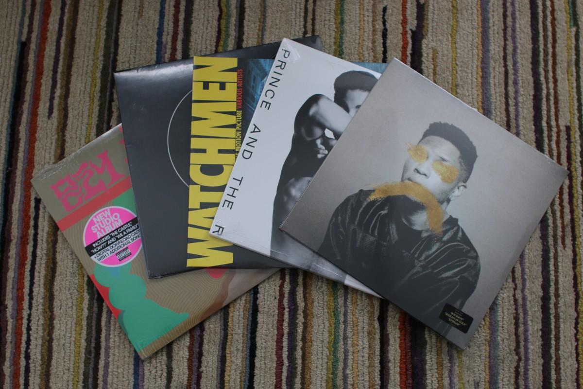 Vinyl from Warner