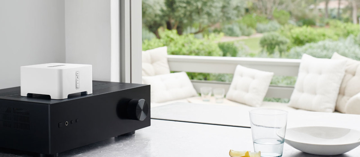 The SONOS CONNECT