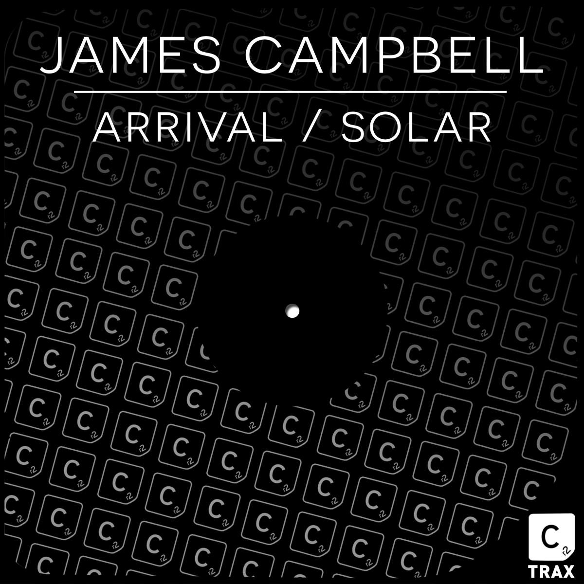 James Campbell - Arrival-Solar