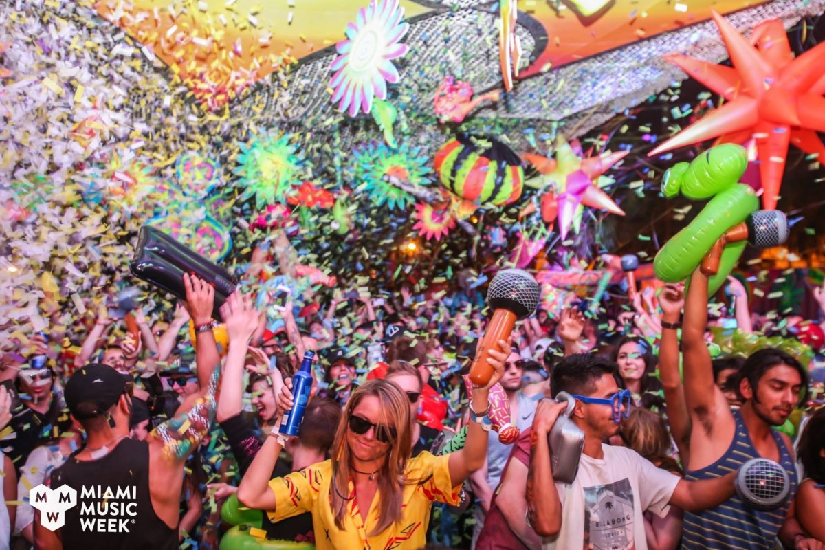 Elrow Psychedelic Trip (photo by Music Festival Culture)