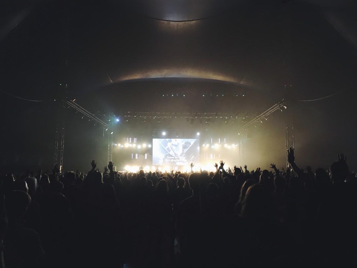 Music festival image