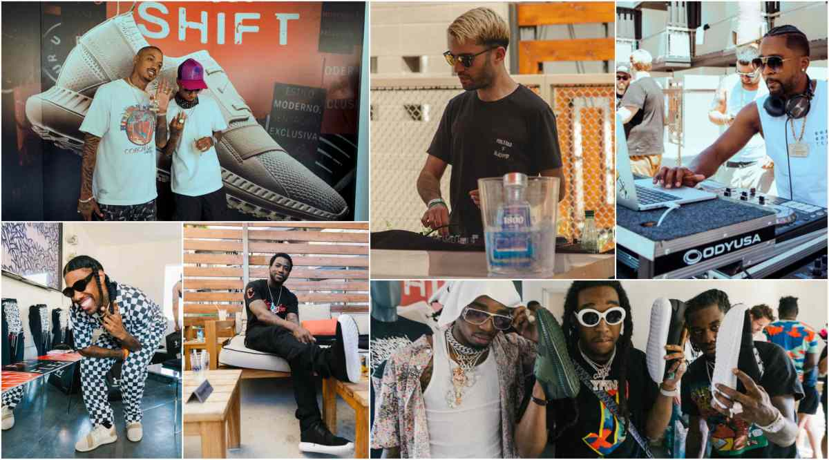Hip Hop don't stop at HYPEBEAST... photos courtesy of: HYPEBEAST & UNDER ARMOUR