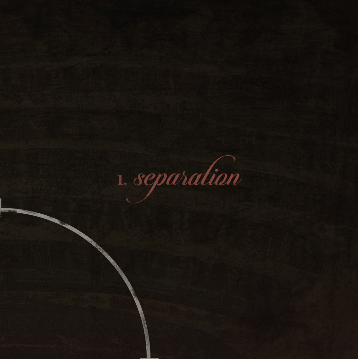 HXV Separation EP Artwork