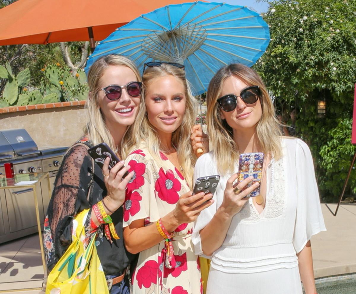 Olivia Jordan, Sydney Wheeler, Jen Hawkins at the ZOEasis