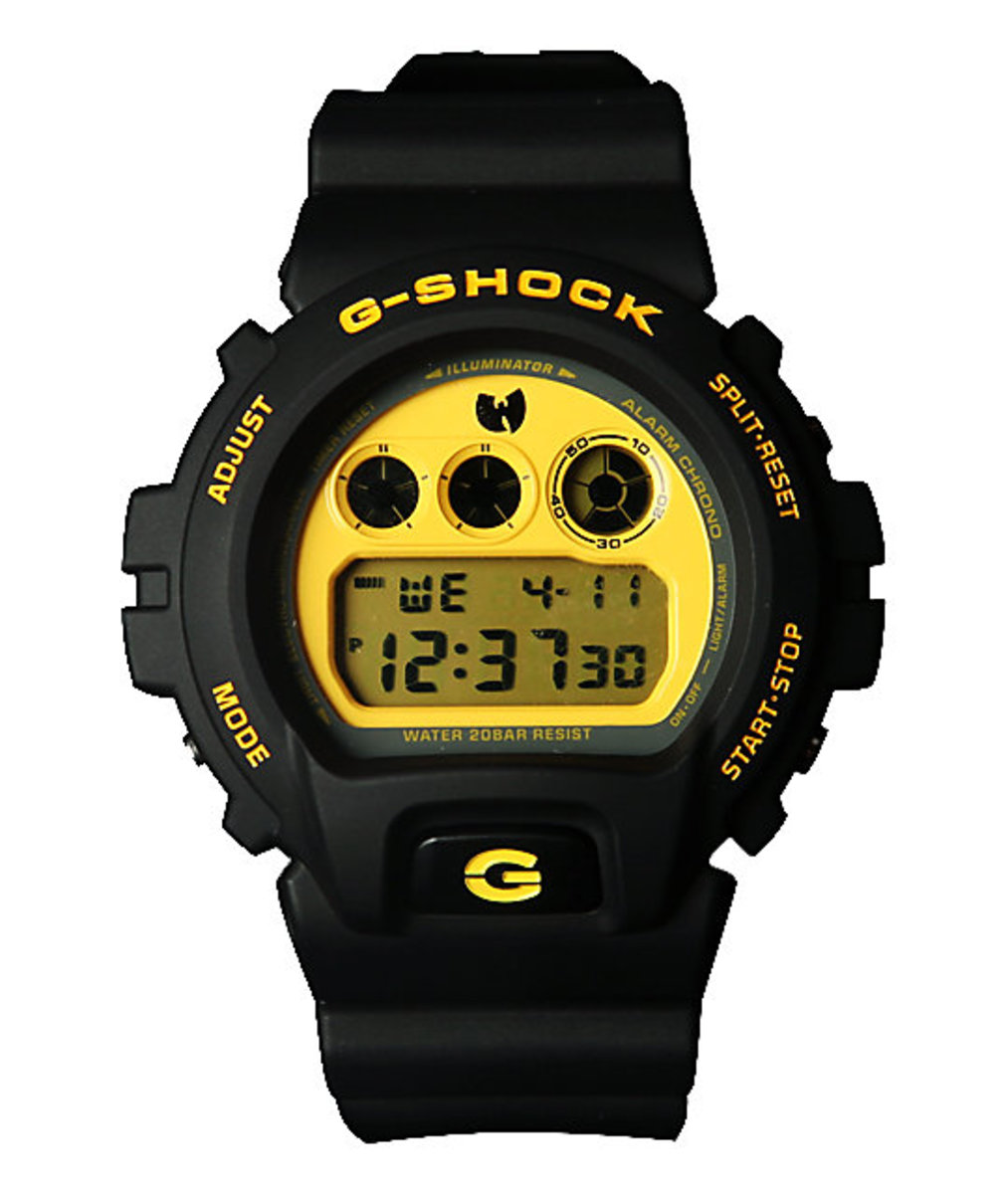 Wu-Tang x G-Shock