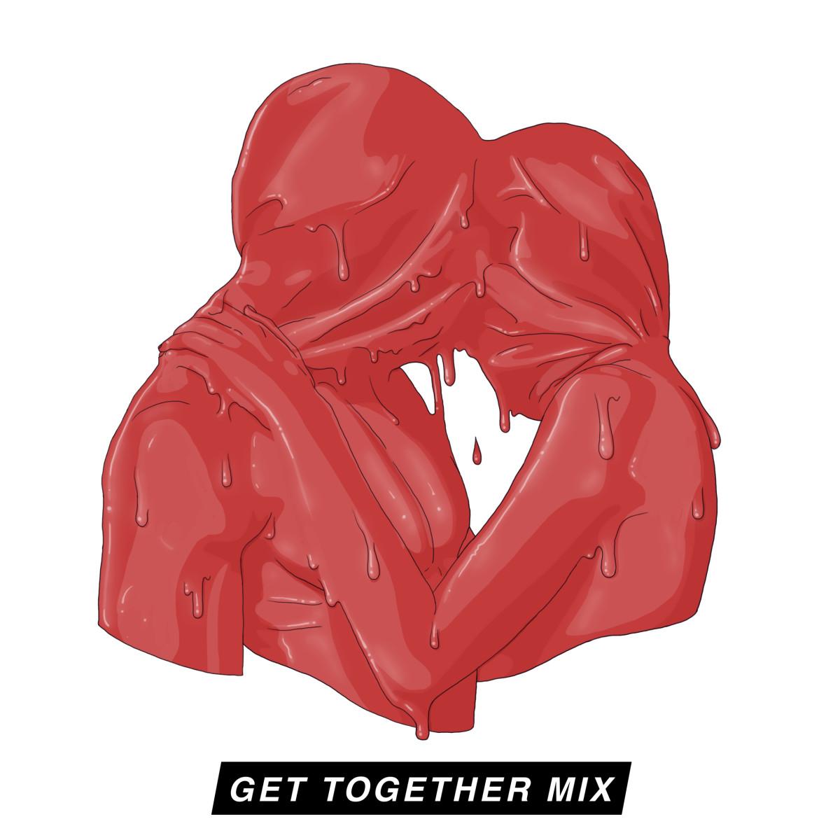 get together mix artwork