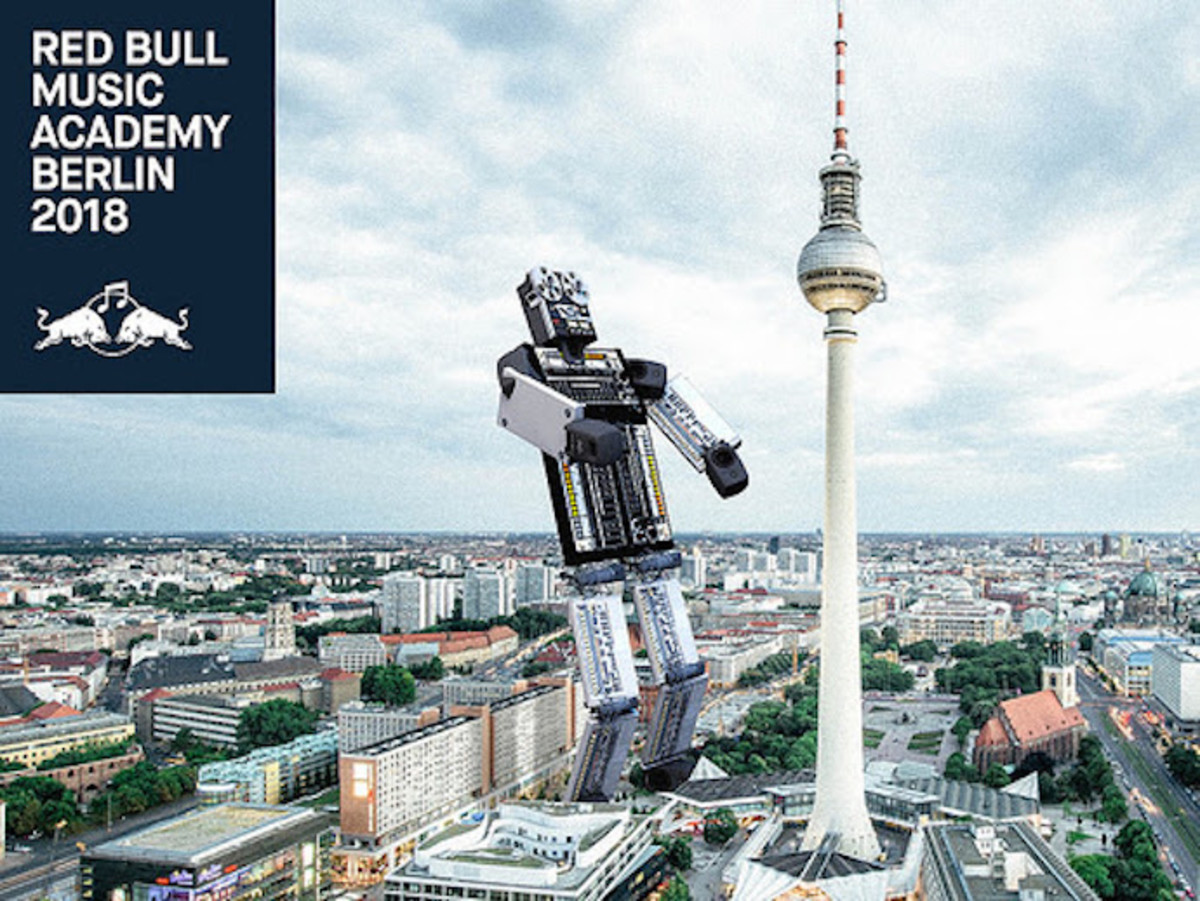Red Bull Music Academy Berlin 2018