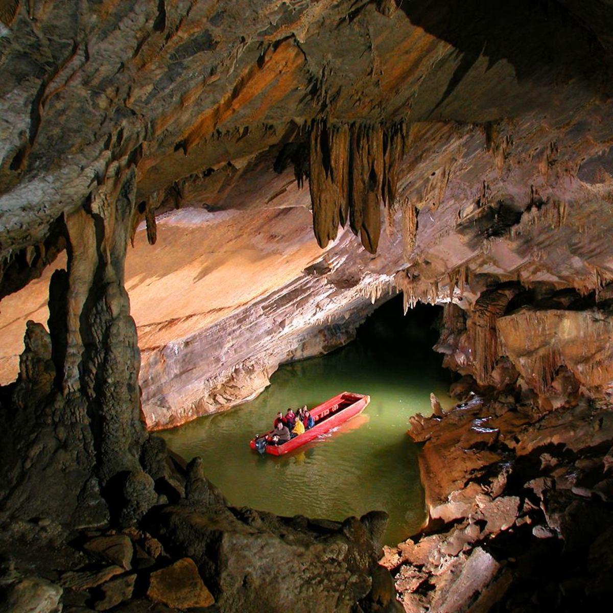 Water Cave Karoondinha