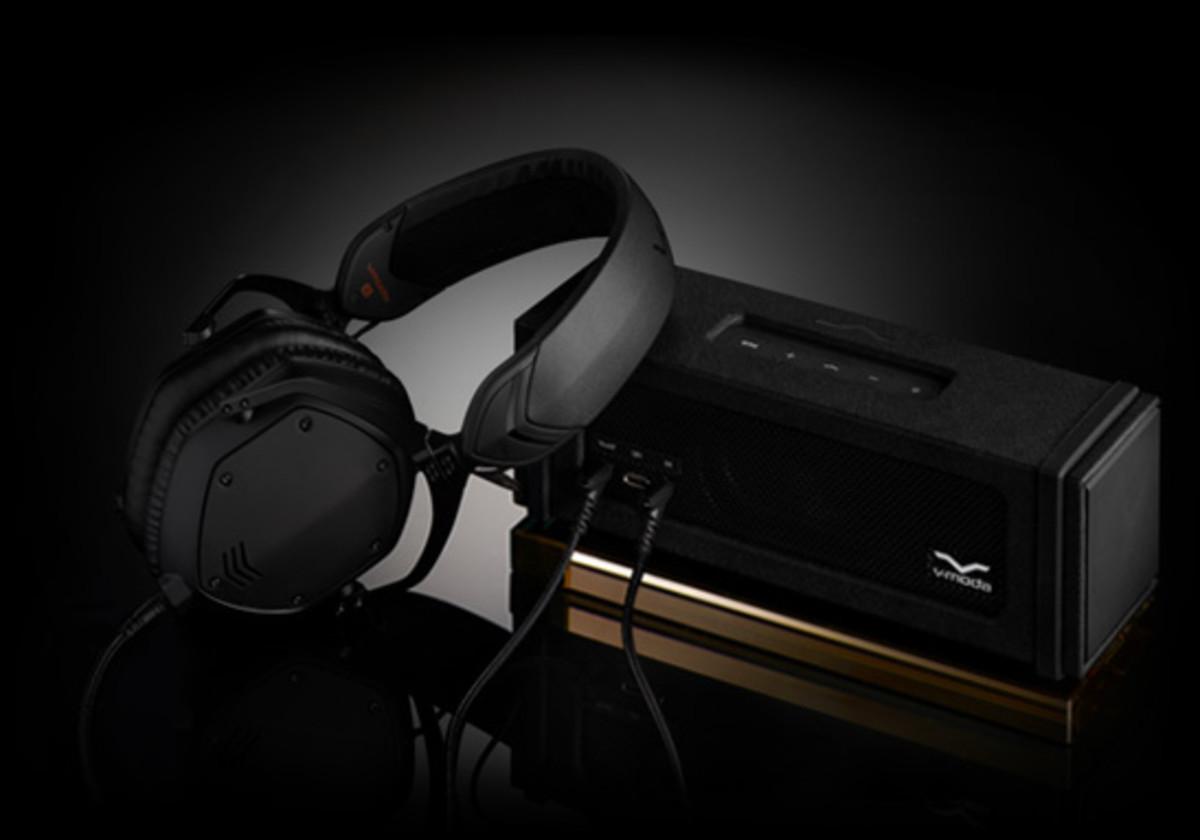 REMIX speaker V-MODA