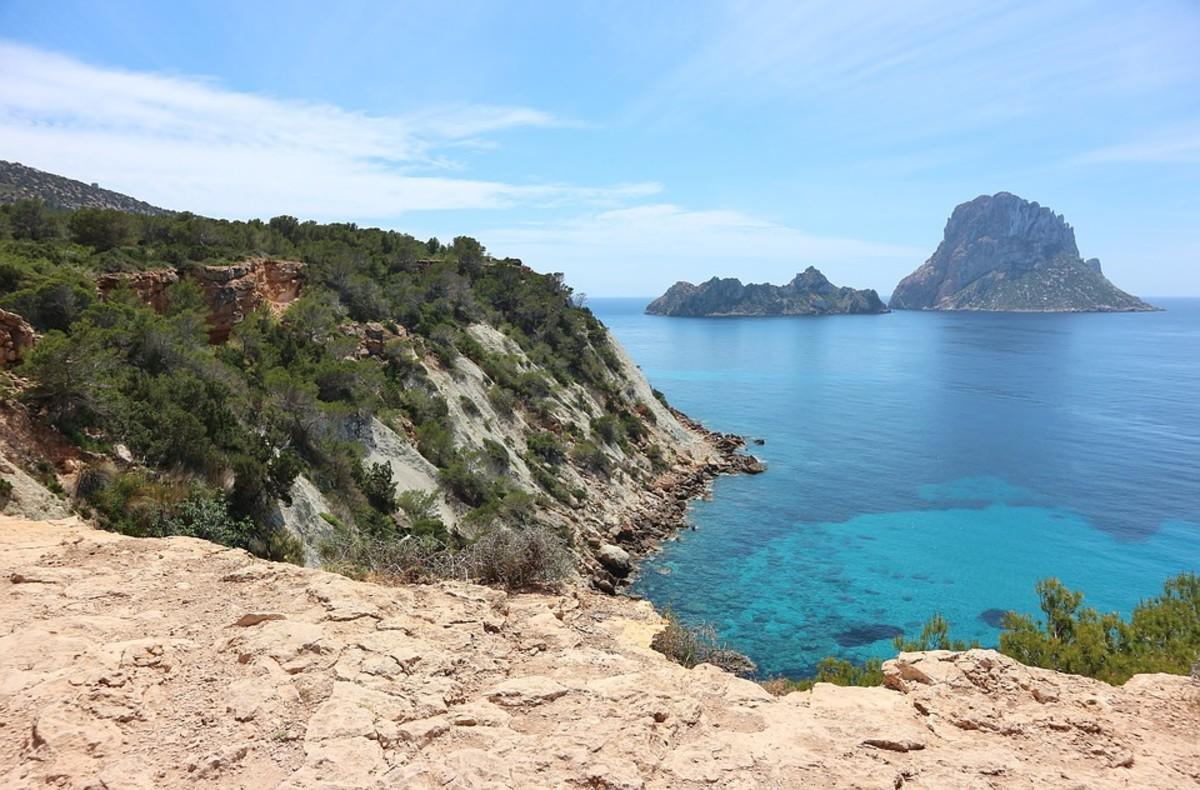 Ibiza's Es Vedra