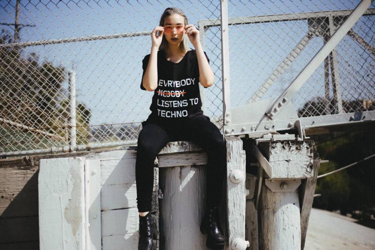 SCVRED Techno Shirt