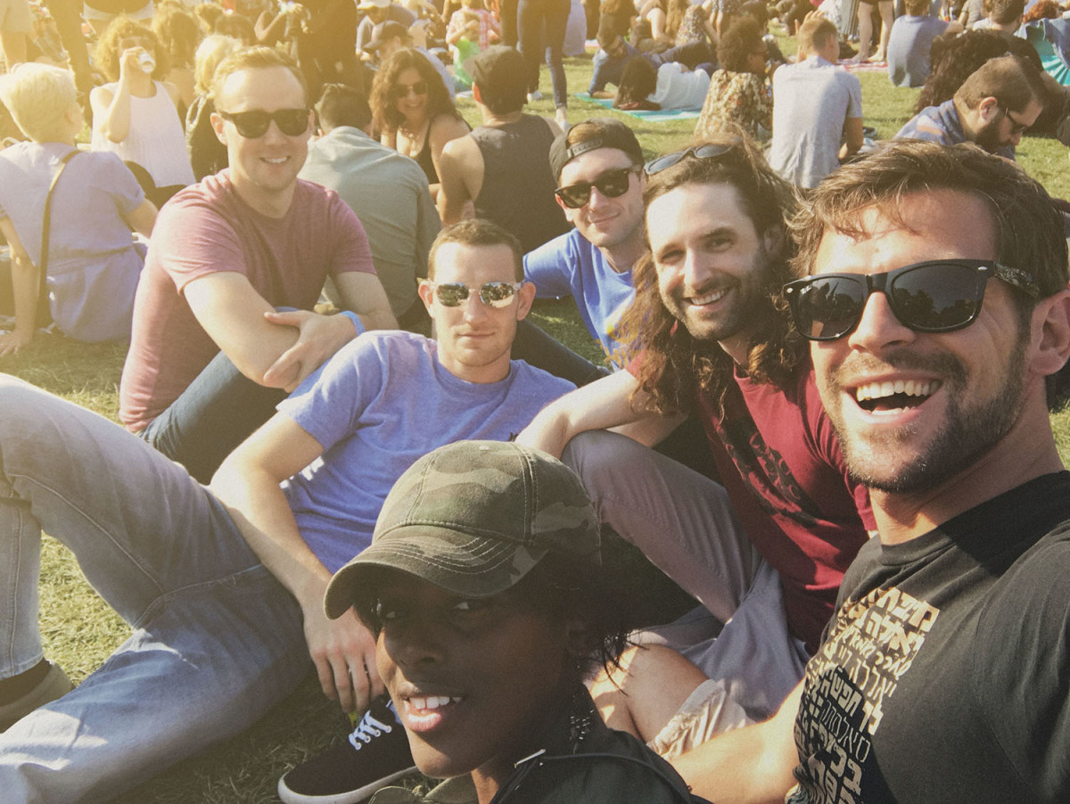 Pitchfork Music Festival 2017 Crew