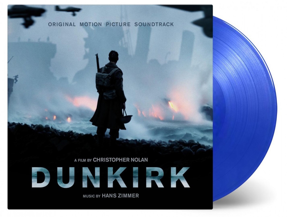 Dunkirk Soundtrack Vinyl