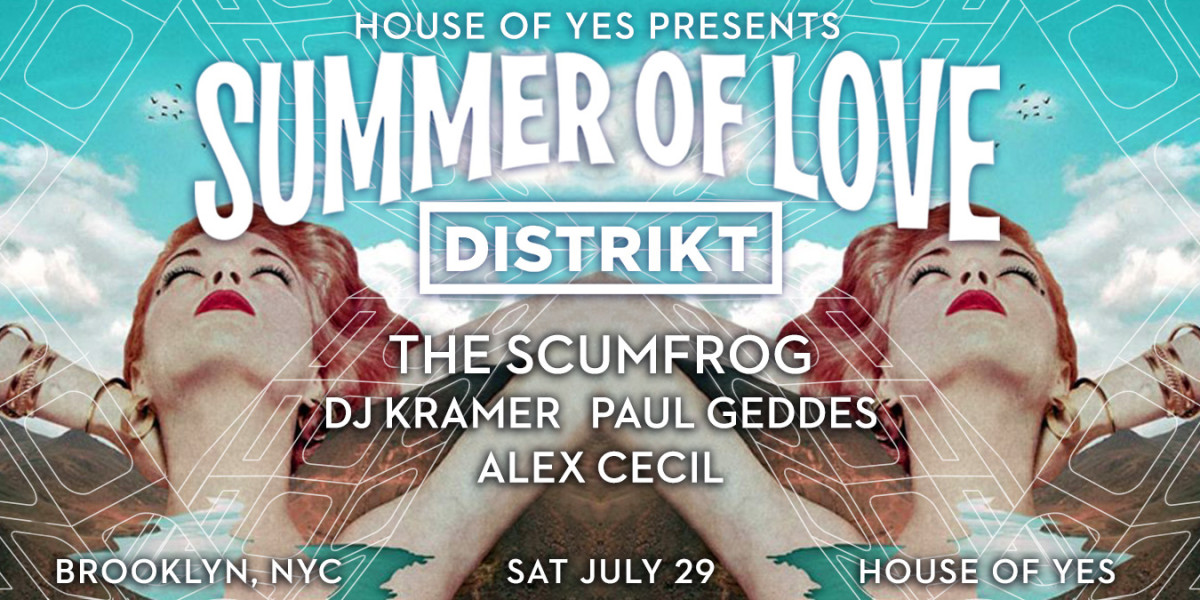 House Of Yes Distrikt