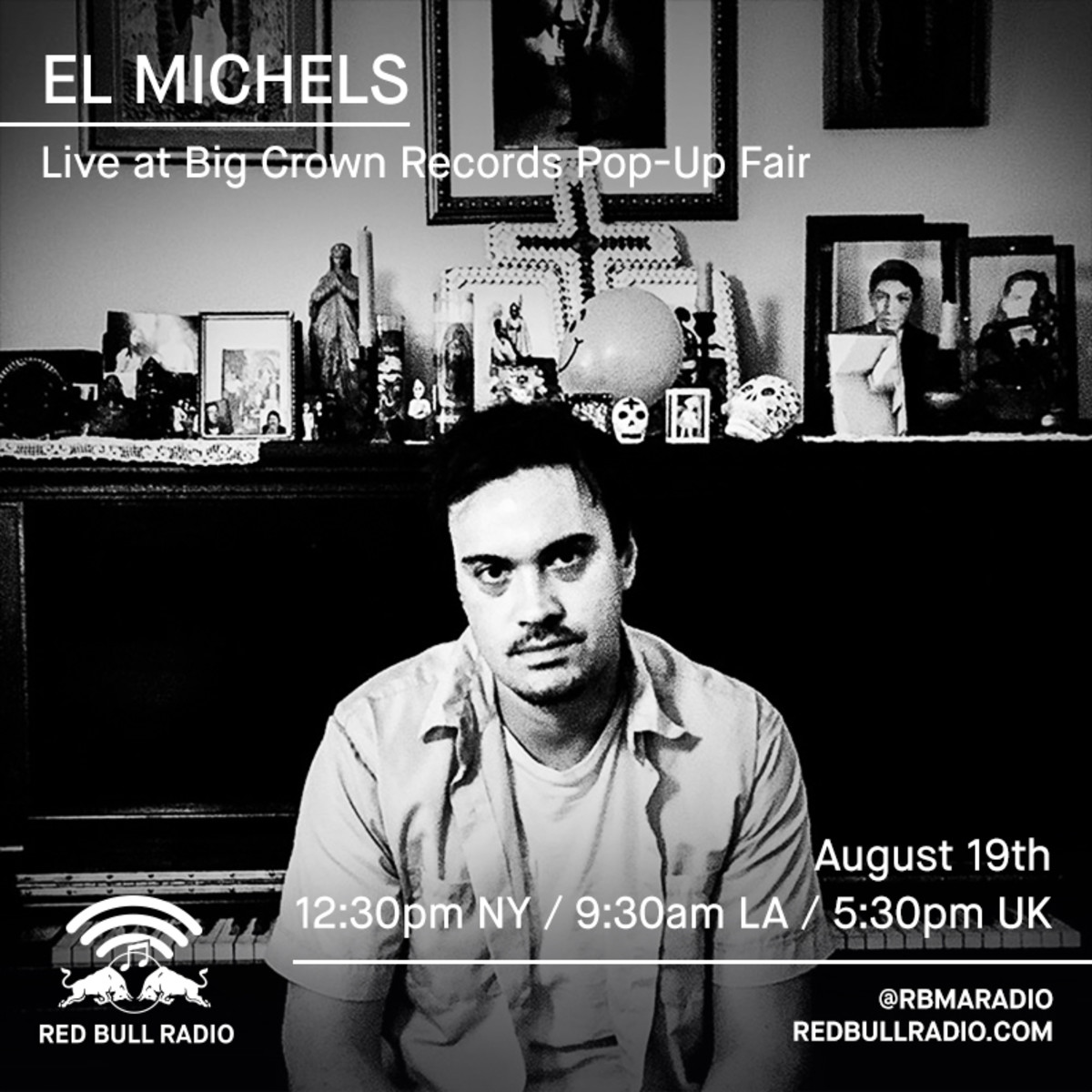 August10_BigCrownRecords_ElMichels