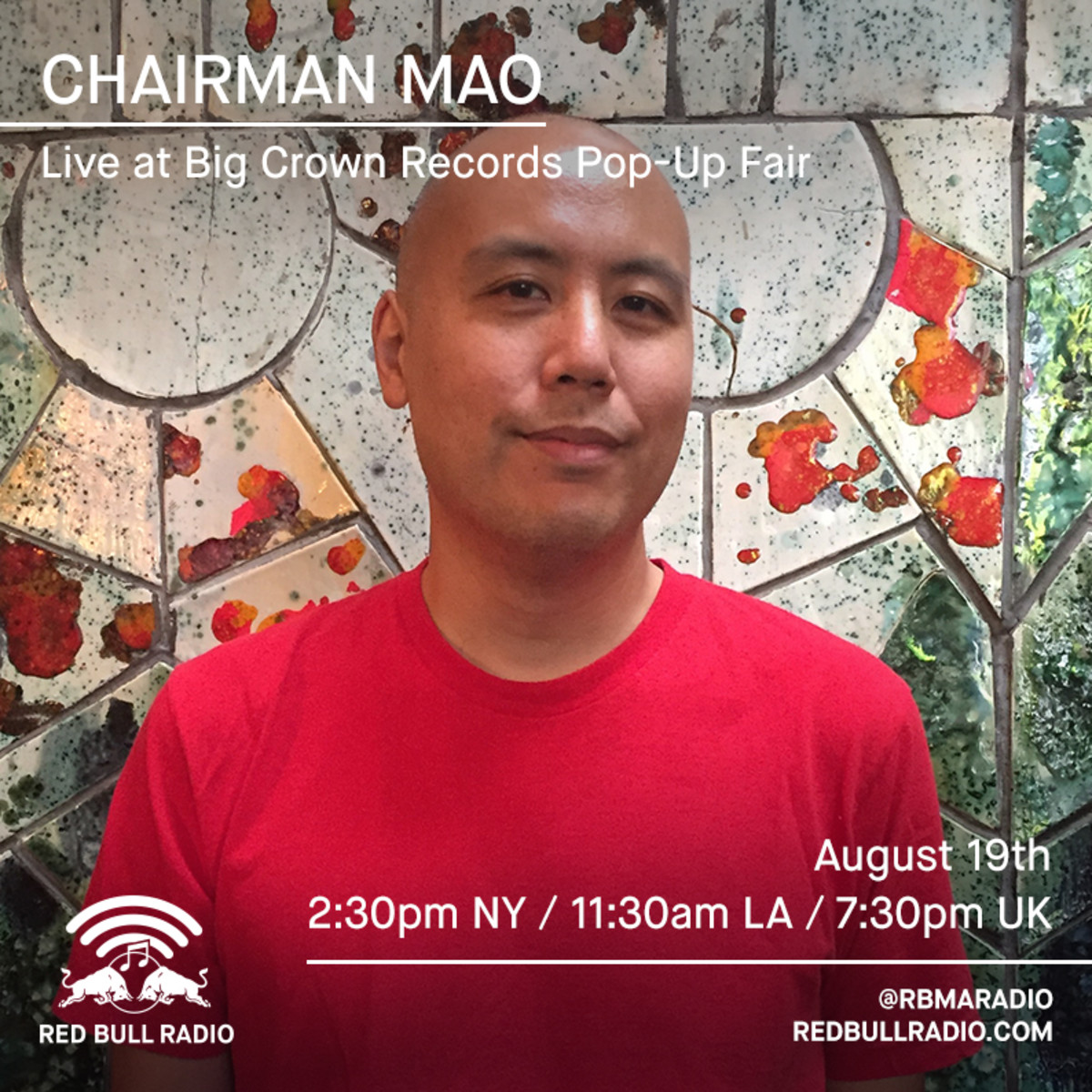August10_BigCrownRecords_ChairmanMao