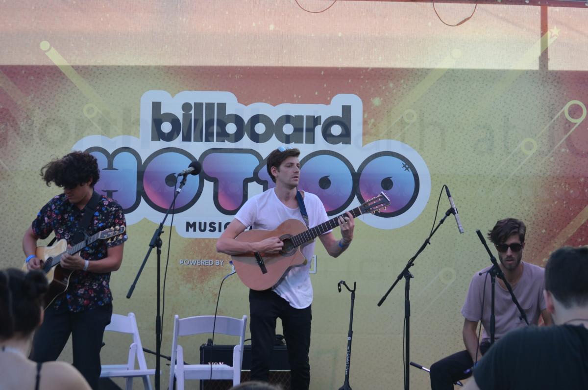 City Of The Sun Billboard Hot 100 Festival
