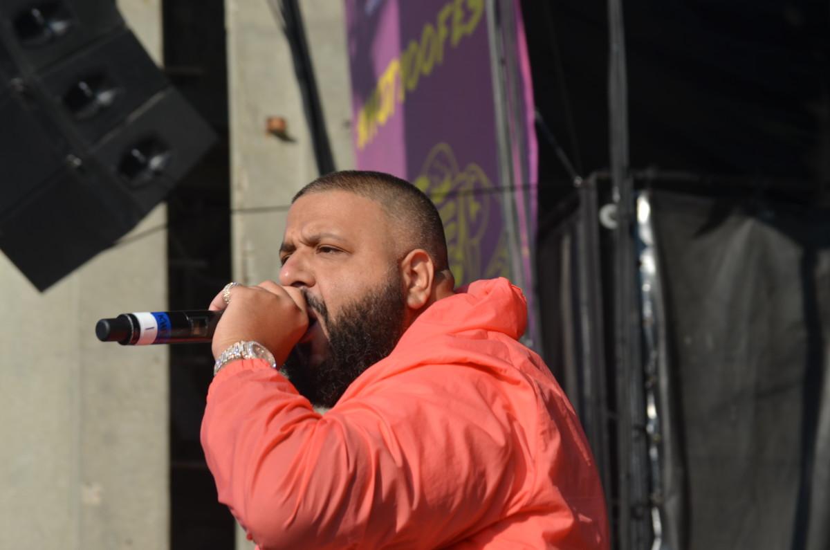 DJ Khaled Billboard Hot 100 Festival 2017