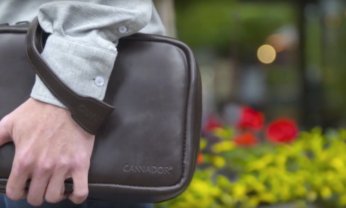 Cannador Travel Case