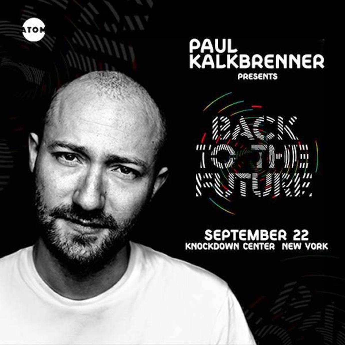 Paul Kalkbrenner Back To The Future New York